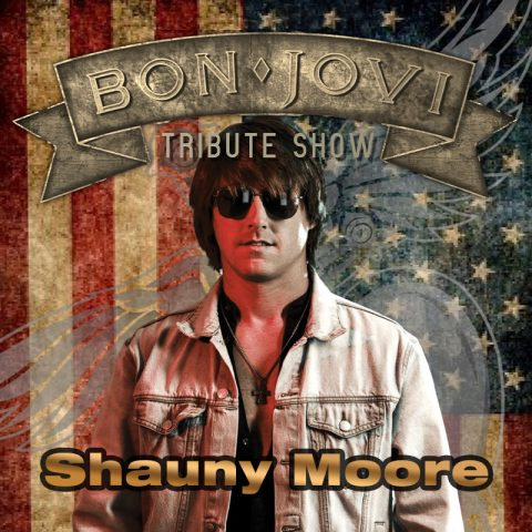 Bon Jovi tribute - Shauny Moore