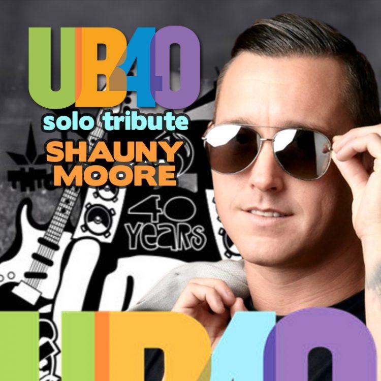 UB40 solo tribute - Shauny Moore
