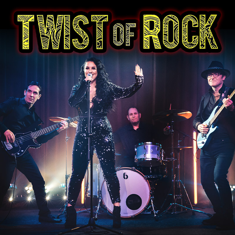 Twist Of Rock - party band