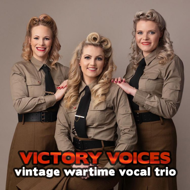 Victory Voices - Vintage 40s trio