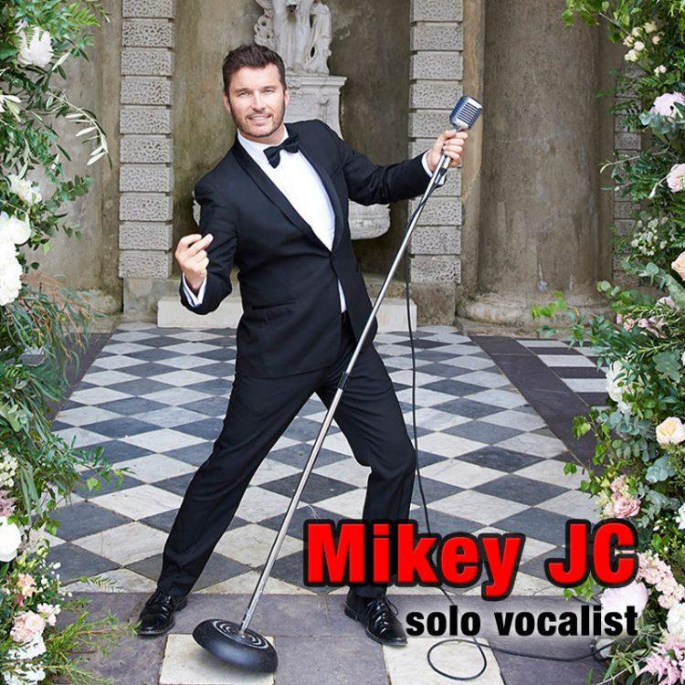 Mikey JC - solo vocalist