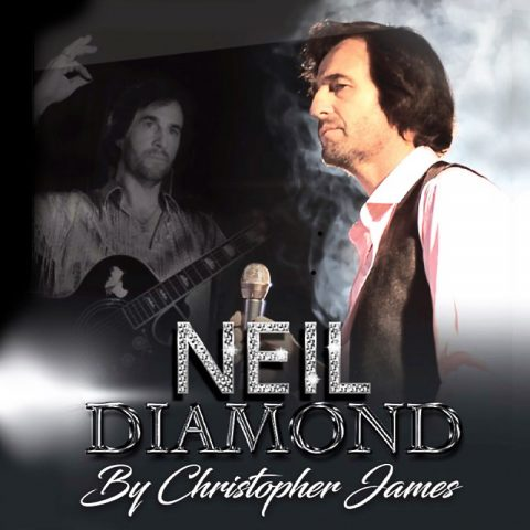 photo of Christopher James Neil Diamond Tribute