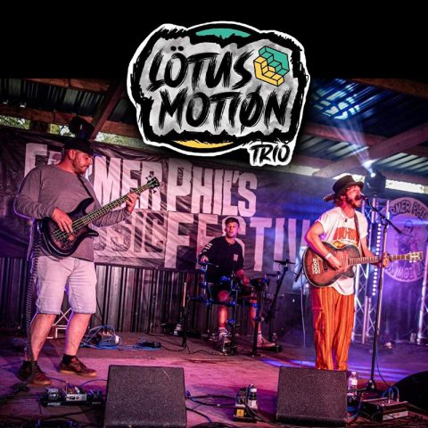 Lotus Motion trio - party band